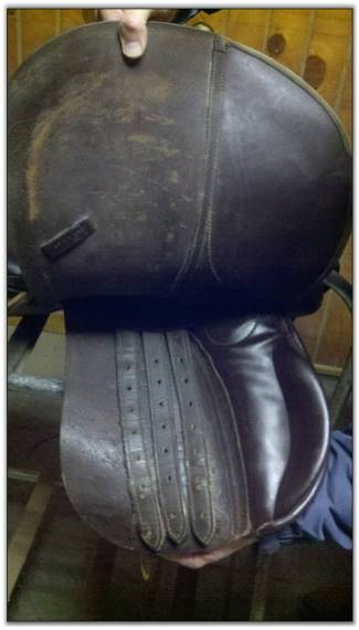 Huntseat Jumping Saddle for Sale
