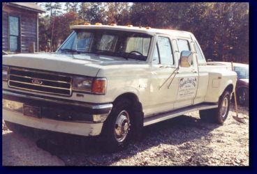 1989 Ford Dually For Sale